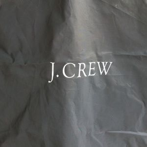 J Crew garment bag